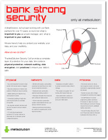 Bank Hosting Security Overview PDF